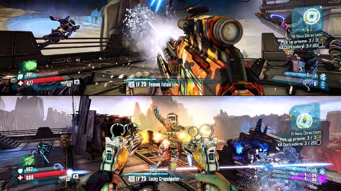 Top 10 Xbox 360 split-screen games that hold up great in 2018